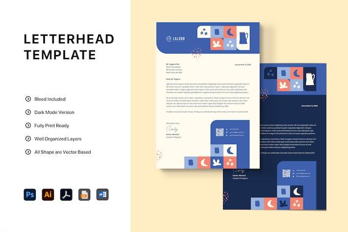 Thumbnail for Letterhead Stationery