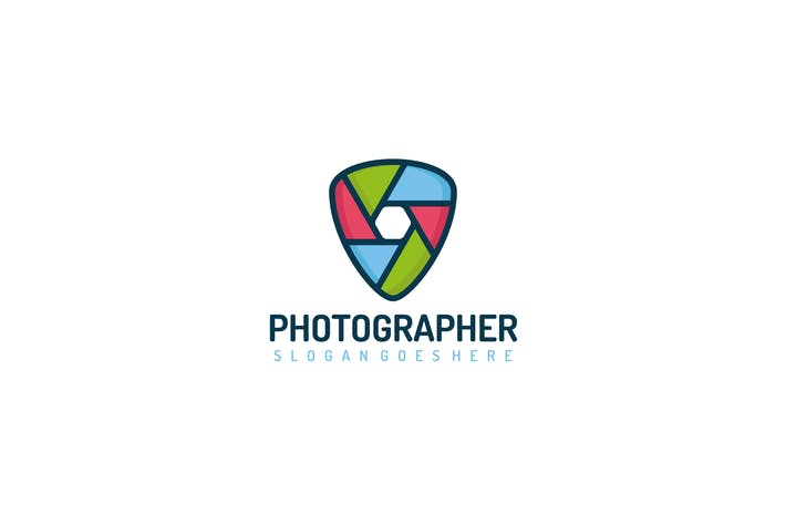 Cover Image For Photography Shield Logo