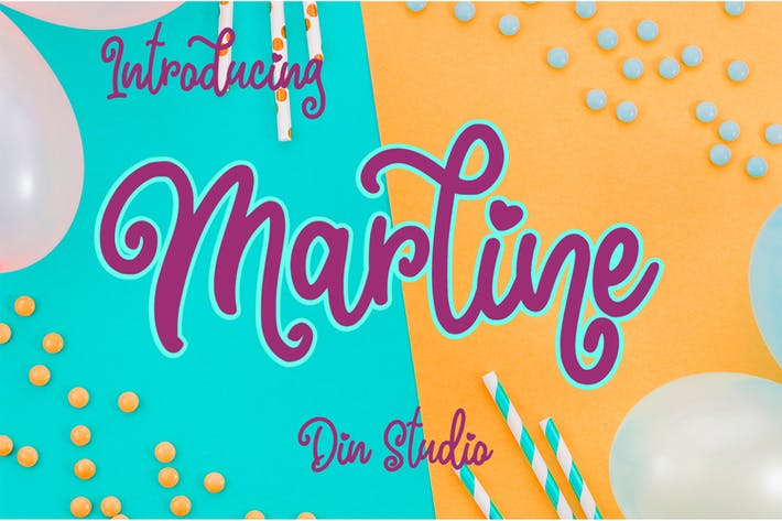 Cover Image For Marline - Fun Display Script