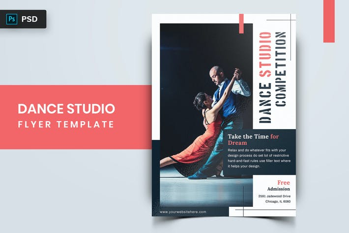 Thumbnail for Dance Party Festival Flyer-15