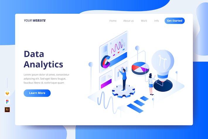 Thumbnail for Data Analytics - Landing Page