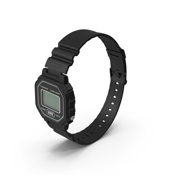 Thumbnail for Digital Watch