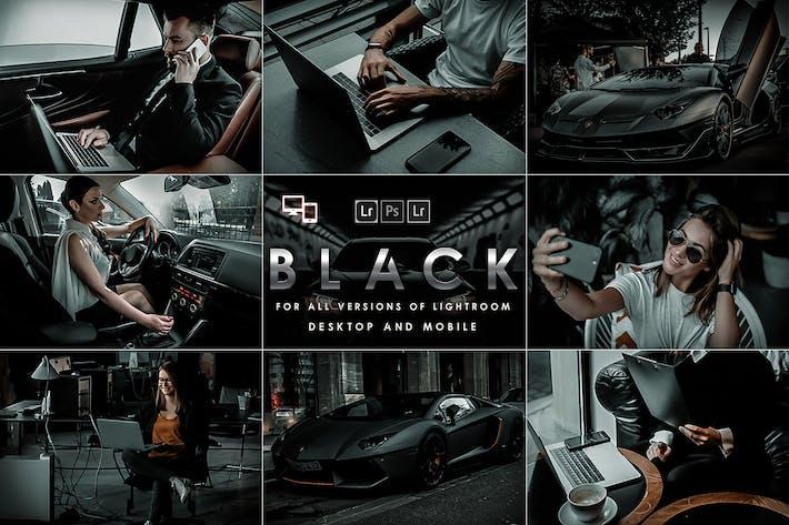 Thumbnail for Black New York Presets (Mobile & Desktop)