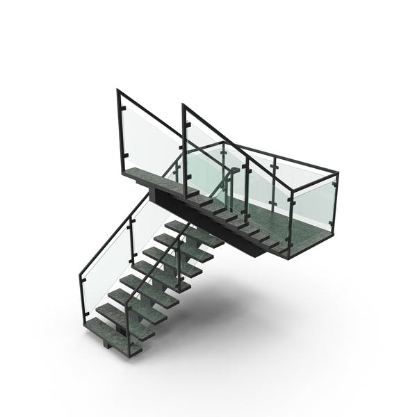 Thumbnail for Commercial Staircase