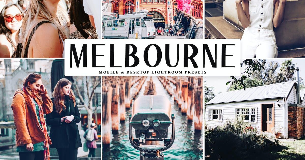 Download Melbourne Mobile & Desktop Lightroom Presets by creativetacos