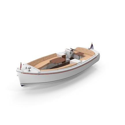 Vergnügungsboot