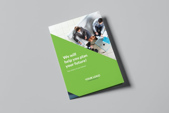 Thumbnail for Brochure – Company Bi-Fold
