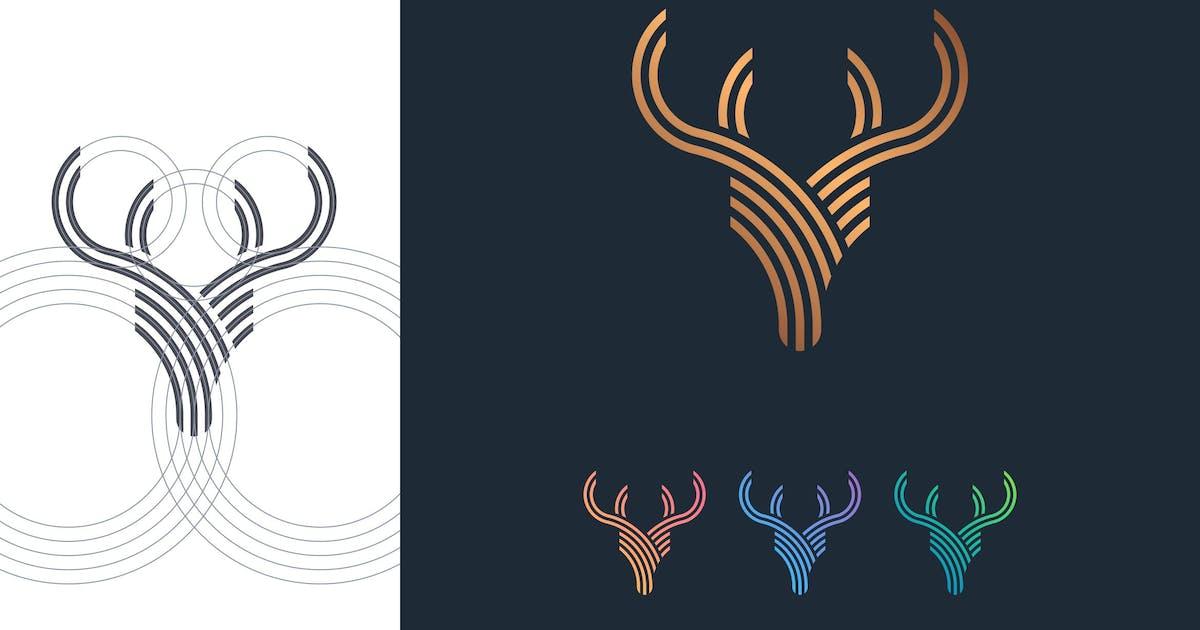 Download Deer lineart by artism_studio