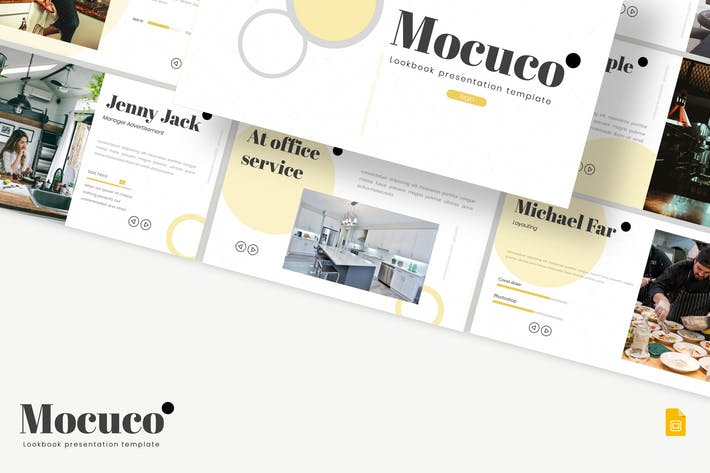 Cover Image For Mocuco - Google Slides Template