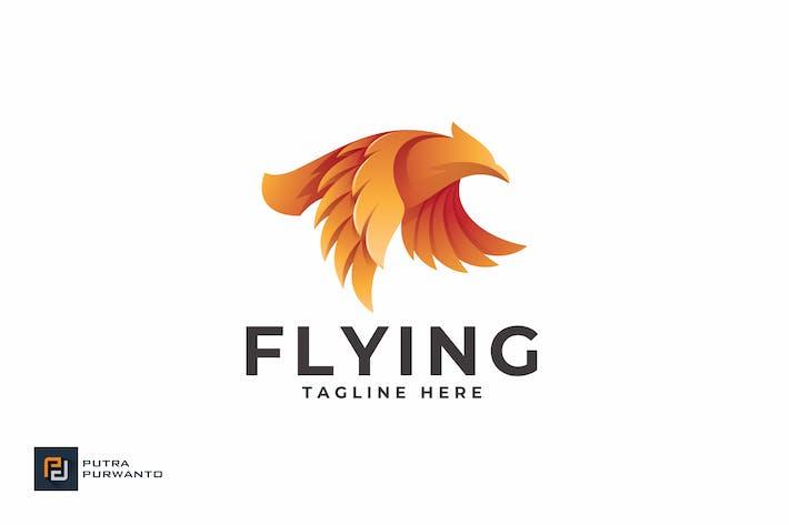 Thumbnail for Volador - Plantillas de logotipos