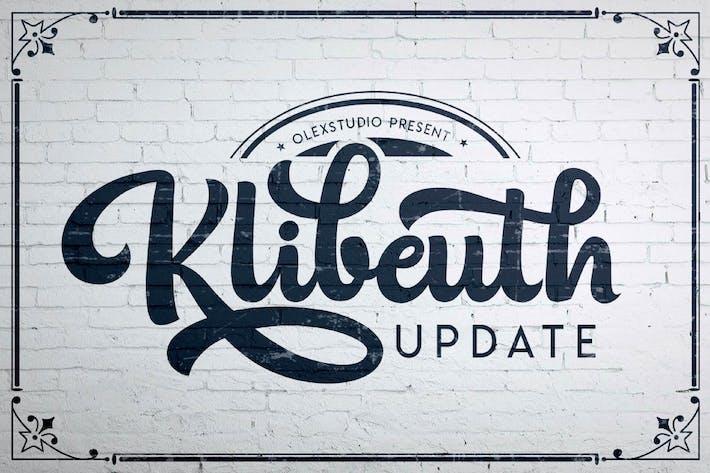 Thumbnail for KLIBEUTH - Script