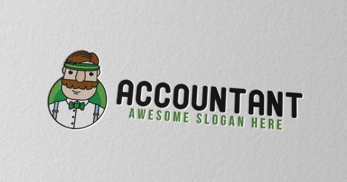 Download Accountant Logo by Scredeck