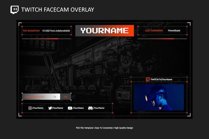 Thumbnail for Video Overlay v5 | Video Streaming Overlay