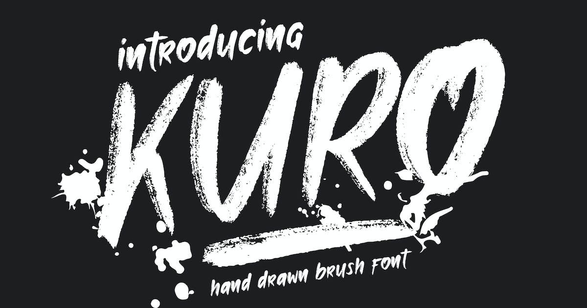 Download Kuro by LetterStockStd