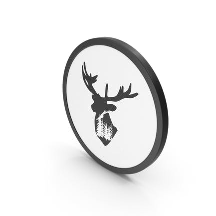 Icon Deer