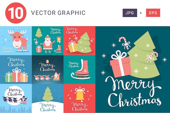 Thumbnail for Weihnachtskarten