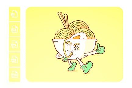 Noodle - I Am So Tasty