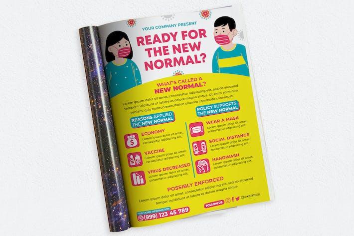 New Normal Ads Magazine