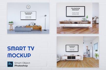 Television Mockup - Nuzie