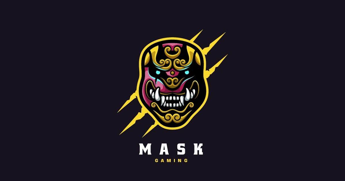 Download Japanese Mask Sports and E-sports Style Logo by ivan_artnivora