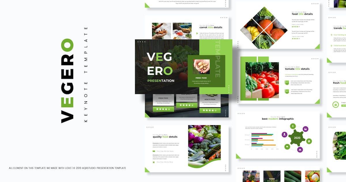Download Vegero - Keynote Template by aqrstudio
