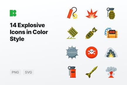 Color - Explosive