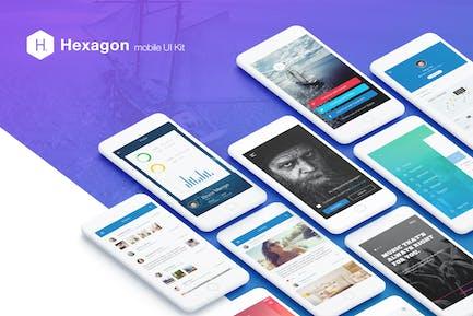 Комплект мобильного интерфейса Hexagon