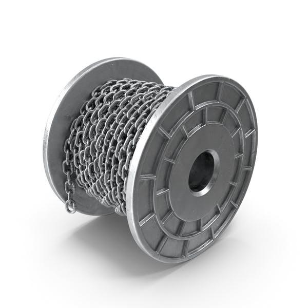 Cadena de acero de bobina de metal
