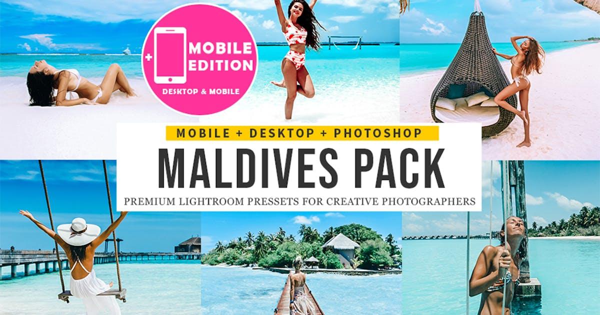 Download Maldives Lightroom Presets by Presetsh