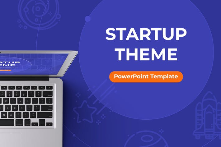 Thumbnail for Startup Theme for PowerPoint