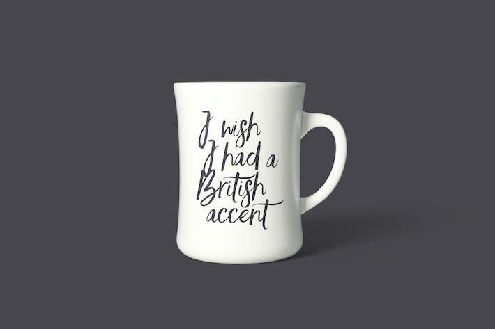 Thumbnail for Coffee Mug Photoshop Mockup