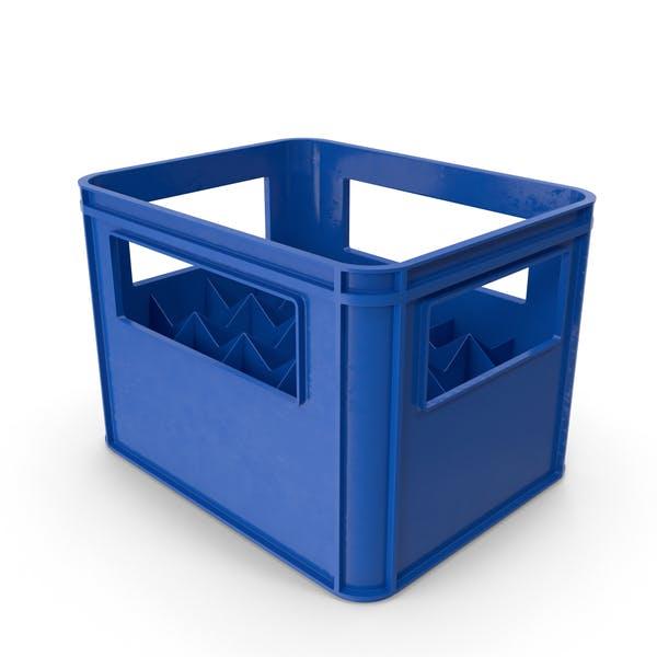 Plastic Bottle Crate