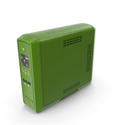 UPS Used Green