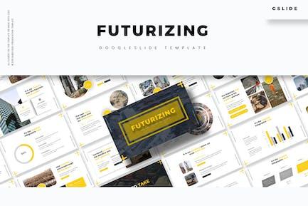 Futurizing - Google Slides Template