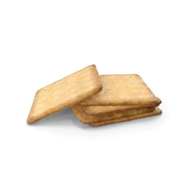 Thumbnail for Small Pile of Square Crackers
