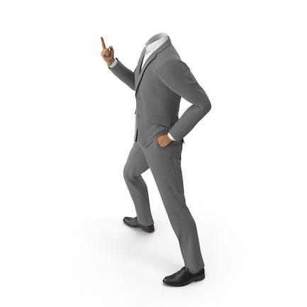 Argument Suit Grey