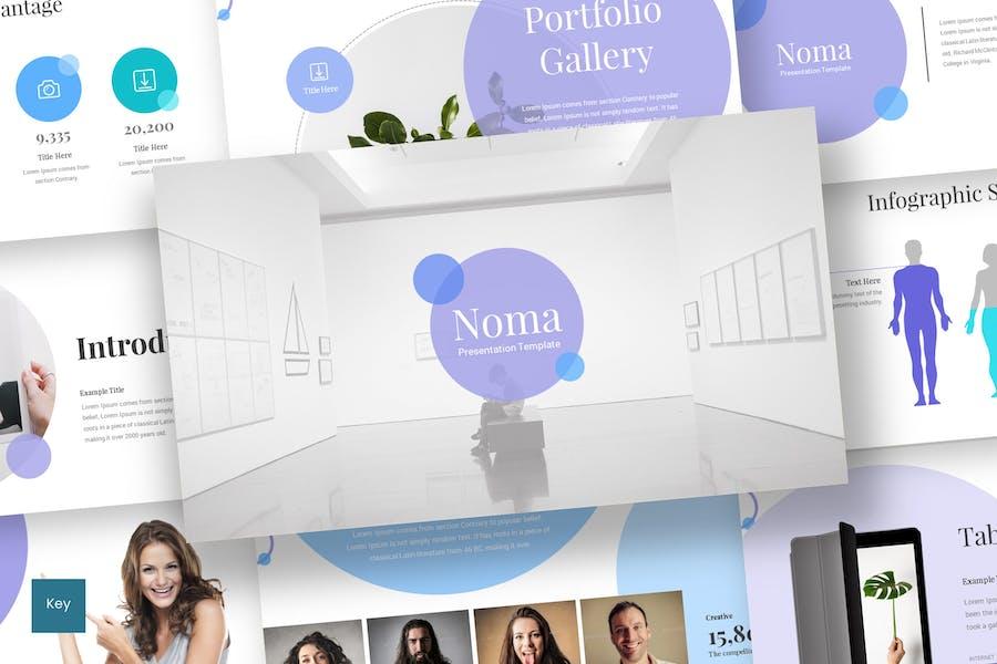 Noma - Keynote Template