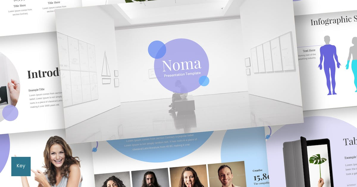 Download Noma - Keynote Template by inspirasign