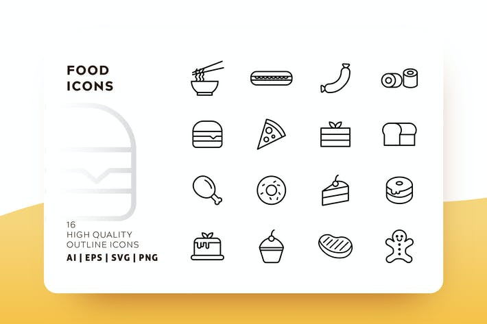 Thumbnail for FOOD OUTLINE