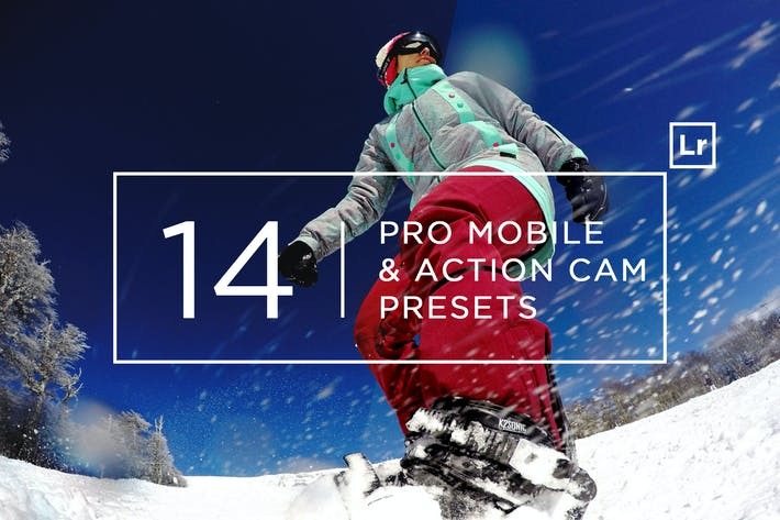 Thumbnail for 14 Pro Mobile Photography Lightroom Presets