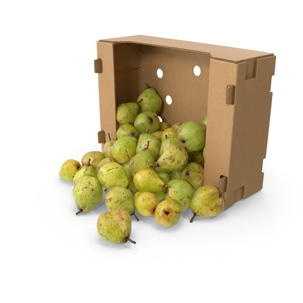 Thumbnail for Box With Taylors Gold Pear Spilled