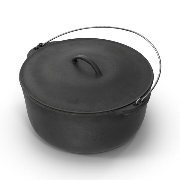 Cover Image for Lodge Camp Dutch Oven