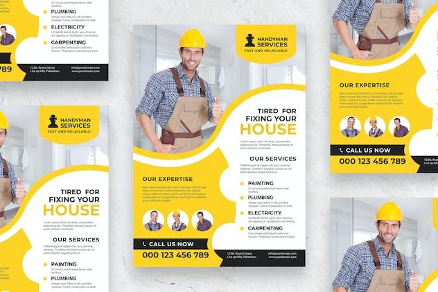 Handyman Services - Poster