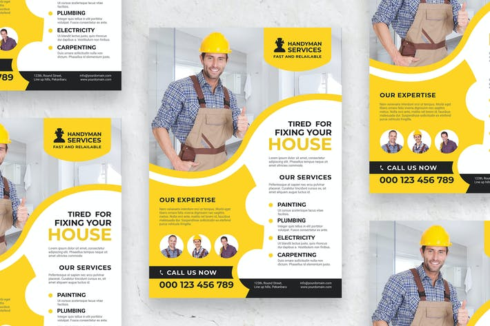Thumbnail for Handyman Services - Poster
