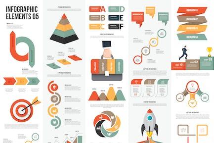 Vector Elements of Infographics