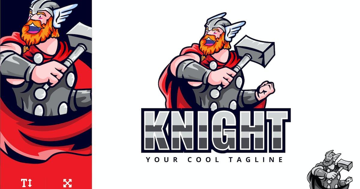 Download Spartan Warrior Logo Illustration Vector by naulicrea