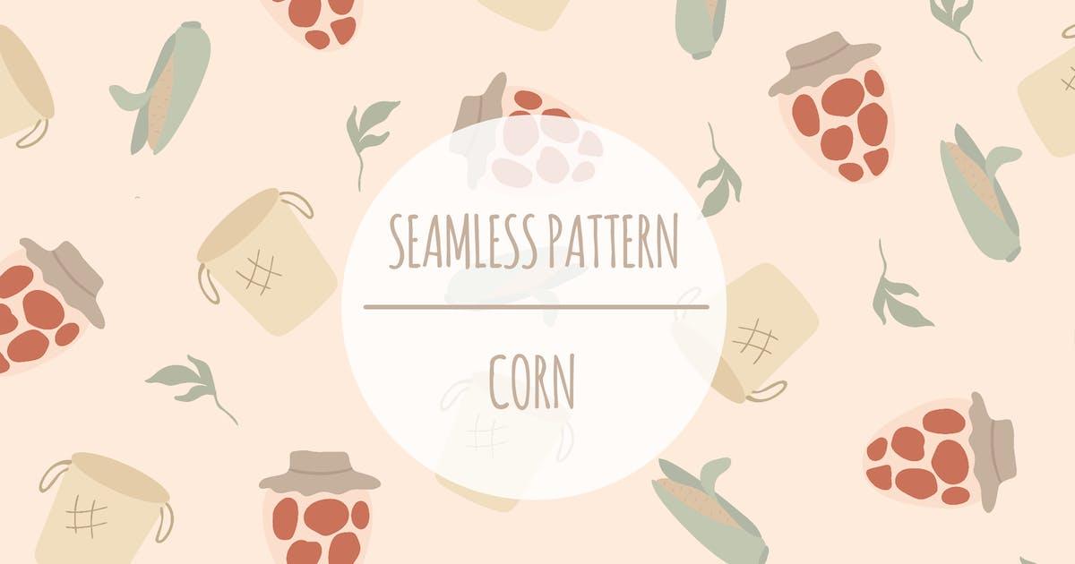Download Corn – Seamless Pattern by designesto