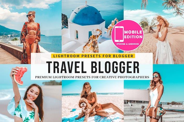 Thumbnail for Пресеты Lightroom блоггера о путешествиях