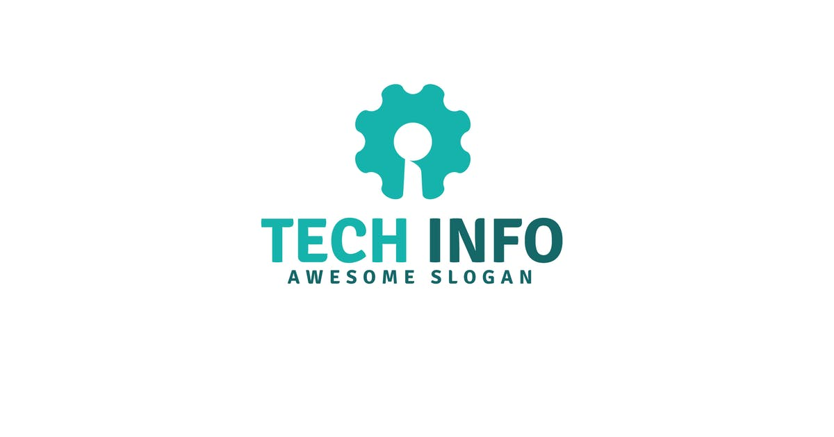 Download Tech Infor Logo Template by hoanglam1607