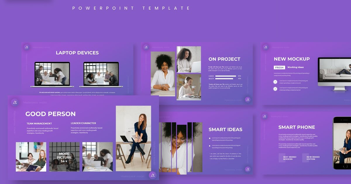 Download Project - Powerpoint Template by aqrstudio